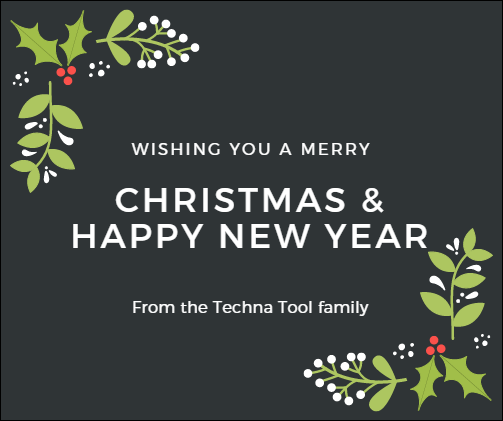 techna tool merry christmas