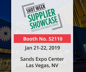 Techna-Tool at shot show supplier showcase 2019