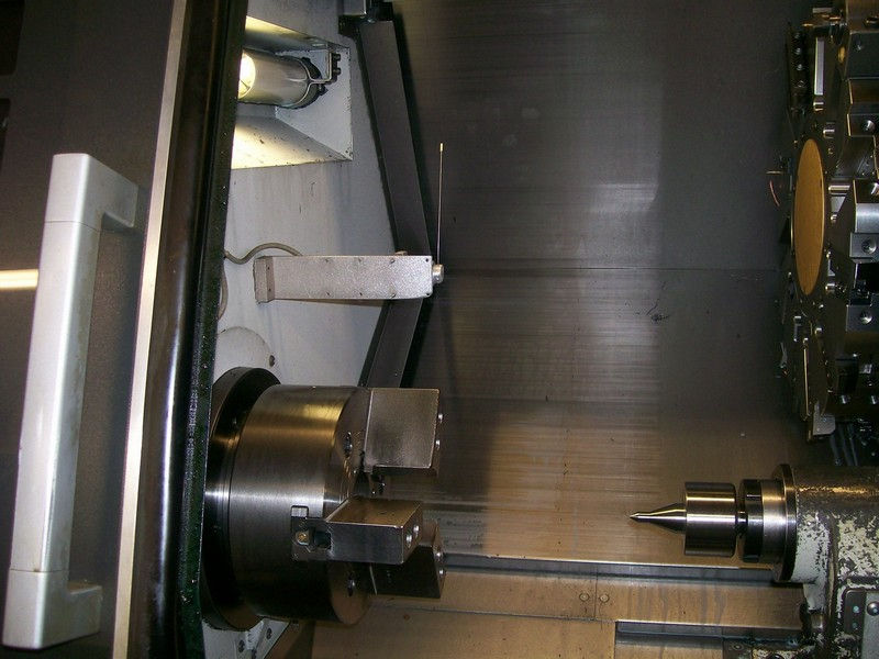 TC3200 on Miyano Lathe