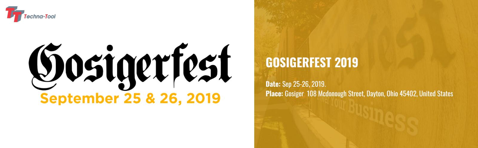 GOSIGERFEST 2019